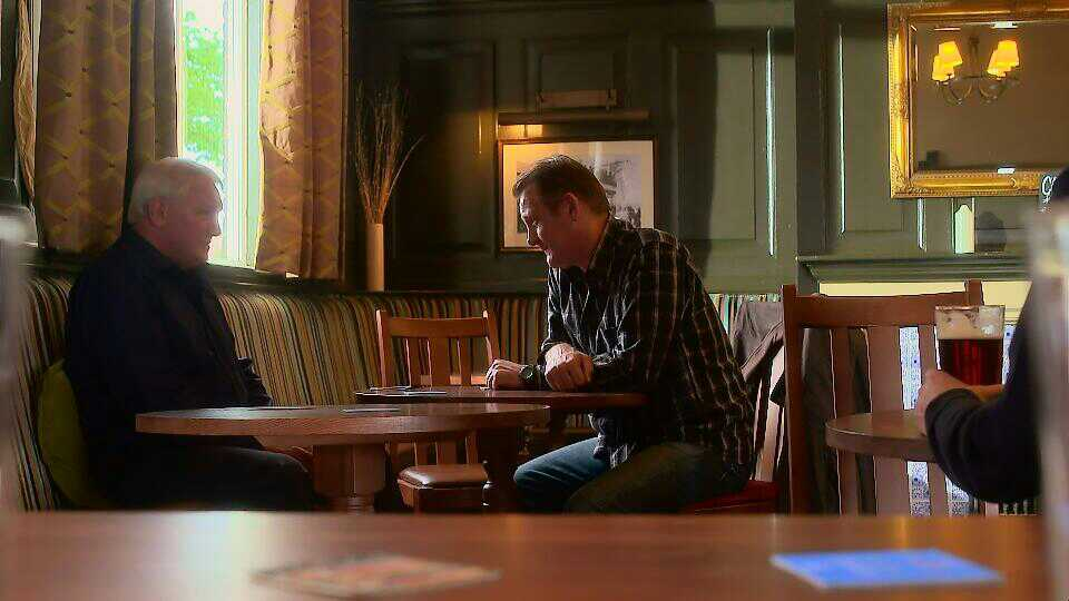Graham Cole in Doctors 15th October 2015 ~74