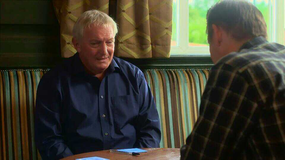 Graham Cole in Doctors 15th October 2015 ~75
