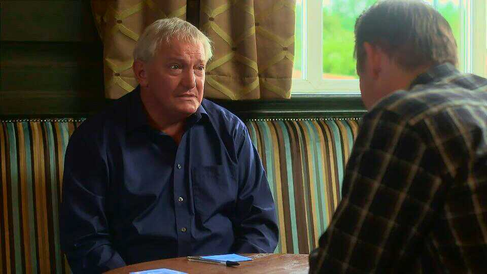 Graham Cole in Doctors 15th October 2015 ~79