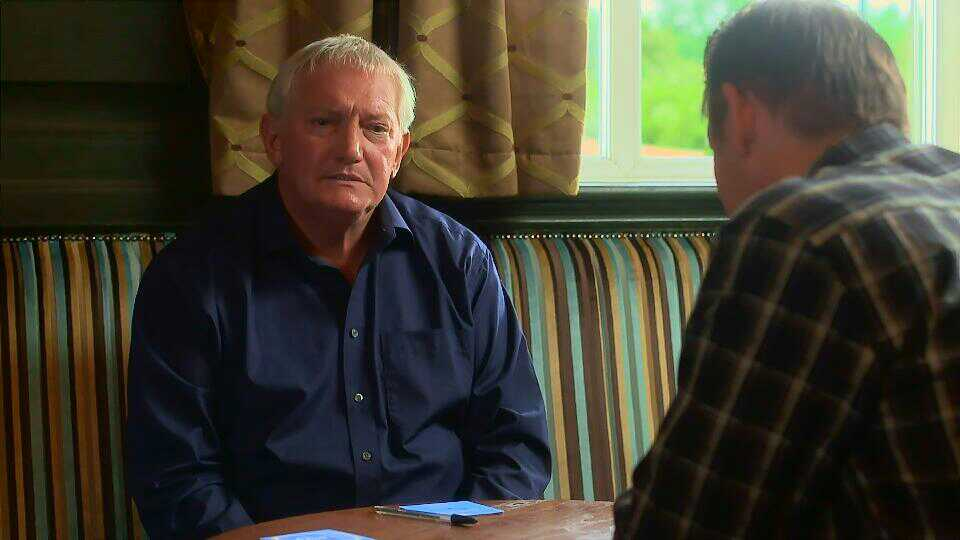 Graham Cole in Doctors 15th October 2015 ~81
