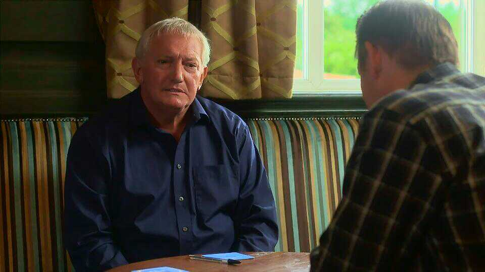 Graham Cole in Doctors 15th October 2015 ~82