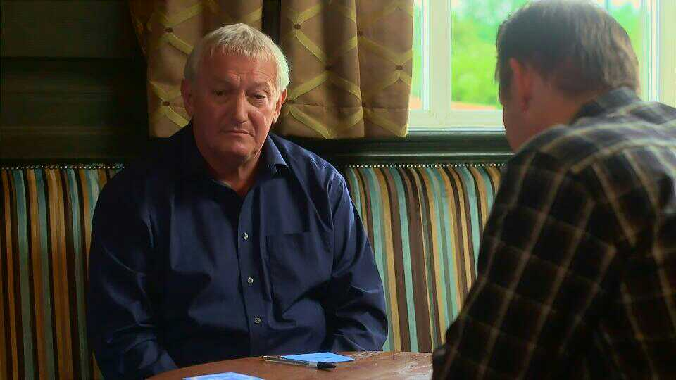 Graham Cole in Doctors 15th October 2015 ~83