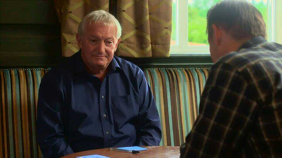 Graham Cole in Doctors 15th October 2015 ~84