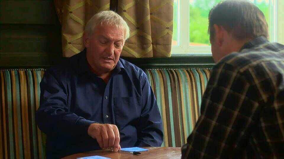 Graham Cole in Doctors 15th October 2015 ~86