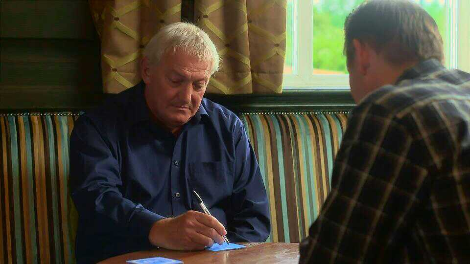 Graham Cole in Doctors 15th October 2015 ~88