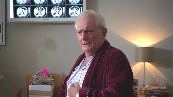 Graham Cole in Holby City 16th Jan 2018 (62)