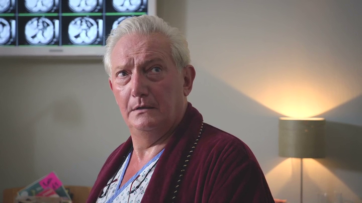 Graham Cole in Holby City 16th Jan 2018 (63)