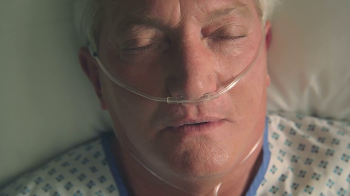 Graham Cole in Holby City 16th Jan 2018 (68)