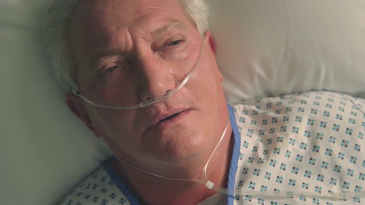 Graham Cole in Holby City 16th Jan 2018 (69)