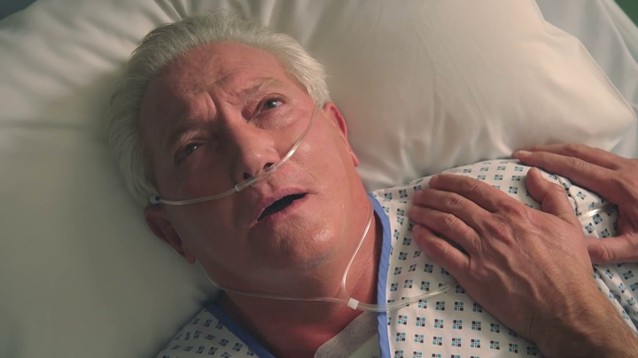 Graham Cole in Holby City 16th Jan 2018 (73)