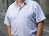 Graham Cole, 65, The Bill Rewind promo photo Aug 2017
