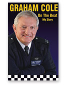 Order your signed copy of Graham Cole's autobiography here!